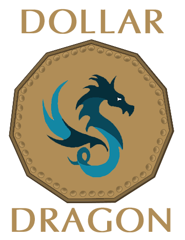 Dollar Dragon Circle PNG WithTitle